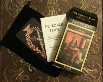 The Roman Tarot Deck