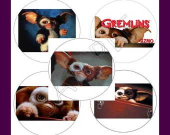 "Gizmo Stickers ""New"""