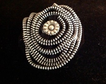 Zipper Brooch, black silver zipper pin, reclaimed zipper, metal zipper pin, black silver brooch, handmade zipper jewelry, zipper jewelry