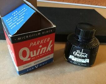 Parker Vintage Quink  Ink