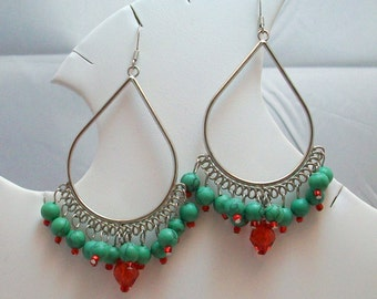 Inspired by India Earrings