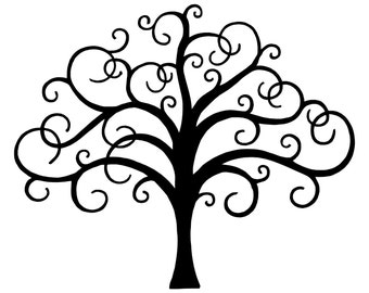 Tree of Life / vinyl wall decal / home decor / living room accents /  bedroom / window art graphics