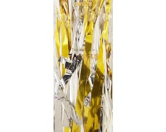 Meri Meri Gold & Silver Party Tassels