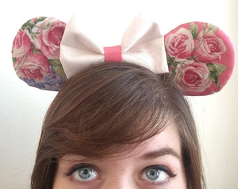 Floral Ears