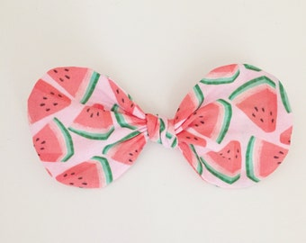 Watermelon Bow (large)