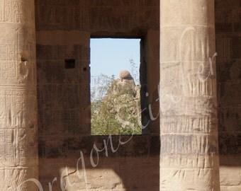 More Egyptian Columns