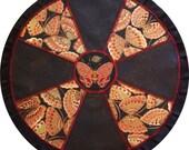 Mythala: Clarity Transformation; Mandala...Myth...Mythala  (Wall Hanging, Altar Cloth, Prayer, Meditation, Medicine Wheel, Ceremony, Ritual)