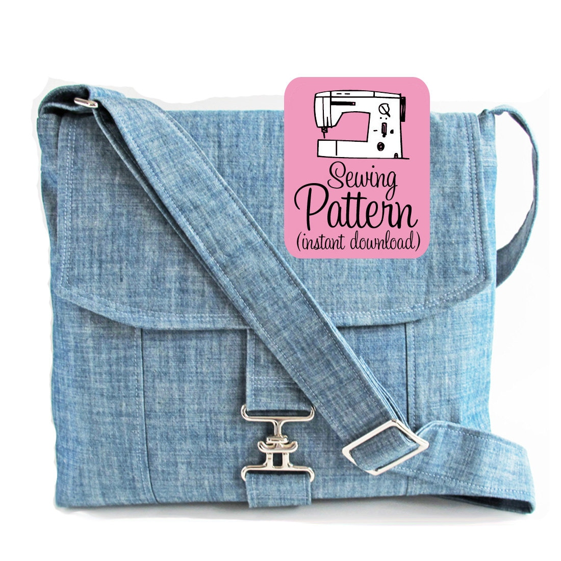 Free Patterns to Sew Bags and Purses