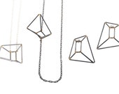 Foundations Trapezoid Earrings