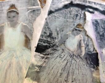 EnCaUsTiCoLoGY  Image Exploration  Encaustic Photo Painting Online Workshop Tutorial
