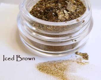 Sparkling Browns Mineral Eye Colors - 5 colors in sample sizes