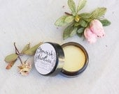ROMANCE solid perfume with Rose Geranium, Lavender, Ylang Ylang, Evening Primrose, Rose Absolute and Rosemary 20g