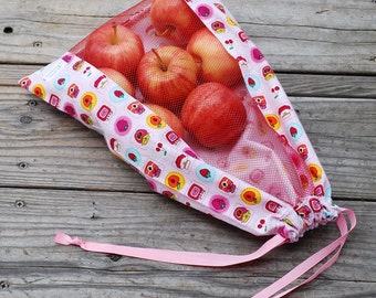Jellies - Reusable Produce Bag from green by mamamade