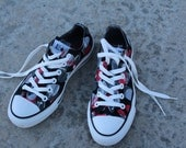 VINTAGE Chuck Taylor CONVERSE All Star shoes USA ladies size 7