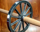 The SilverSpoke Drop Spindle - One of a Kind - Simple and Balanced Piece of Art