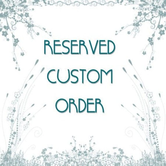 Reserved for Joanne - Hand Stamped Sterling Silver MACH Necklace