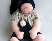 Waldorf boy doll, germandolls, germandolls boy doll, Steiner doll, Waldorf toy,  gift for boy or girl