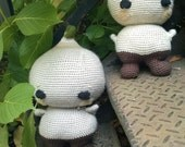 Sprout  Crochet Pattern PDF