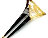 Horn Hairpin - Q10772