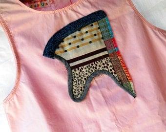 Little pink dress, size 3