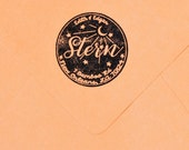 New Orleans Watermeter Address Rubber Stamp