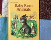 Baby Farm Animals Book