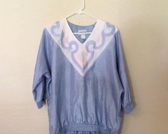 80s Shiny shirt