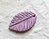 1 Leaf Pendant