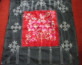 Textiles -  Hmong Baby Carrier/ Hmong / Miao fabric / Hmong embroidery panels - 2082