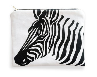 Amenity bag: Zebra