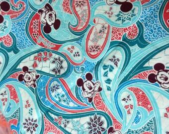 Disney Mickey Mouse Batik