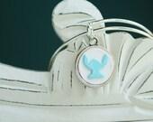 Lilo and Stitch Movie Adjustable Bangle Bracelet -  Alex & Ani Inspired Style #18