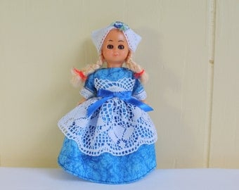Vintage Sleepy Eyes Doll with Head, Arms and Legs Movement