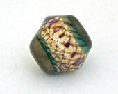 Handmade Lampworked Glass Bead