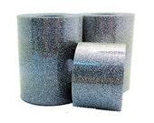 GlitterFlex™ Ultra Iron-On Vinyl HTV 5-Yard Narrow Rolls For Cheer Bows