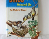 Vintage Whitman Bird Book, Beautiful Illustrations