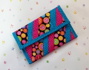 Quilted Coin Purse (CP141)