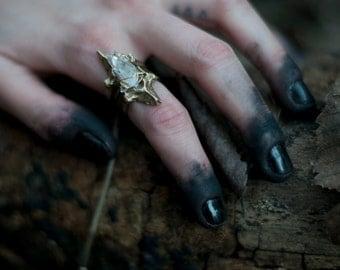 Bronze Sternum Ring