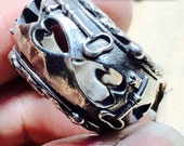 Keys to your Heart ring by rxv rings
