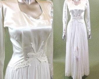 Vintage 1940s wedding dresses – Etsy