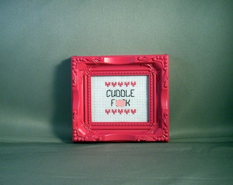 Cuddle F-ck (In Magnetic Frame)
