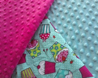 Cupcake Shopping Cart Cover Your Choice Seat Fabric