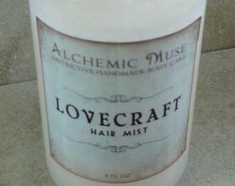 Lovecraft - Hair Mist - Detangler & Styling Primer - Pumpkin, Lavender, Cream, Spice