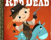 Little Red Dead - 8x10 PRINT