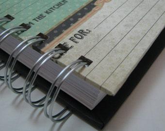 Recipe Journal/ Recipe Organizer/ Recipe Log/ Recipe Book/ Recipes/ Recipe Notebook/ Cooking/ Foodie Gift/ Bridal Shower Gift/ Recipe Card