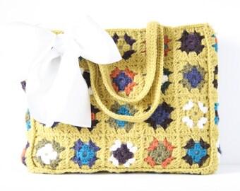 Crochet handbag Carry