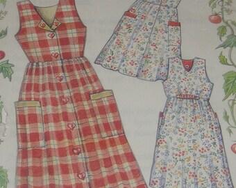 Jumper Dress Pattern size Small to Medium