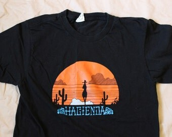 Vintage Hacienda desperado tshirt -Super SOFT! 100% cotton SMALL