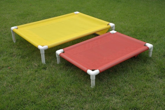 Pet Beds Outdoor Indoor Pvc Raised Bed Off The Ground Pipe