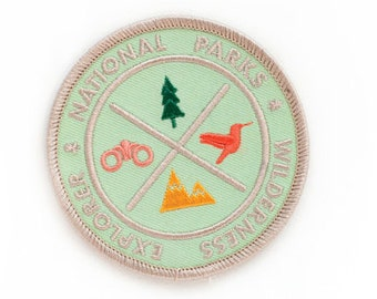 National Parks Patch